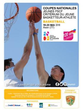 basket-ball FSCF
