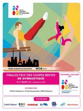 Gym Mixte - Finales des coupes - Eaubonne 2019