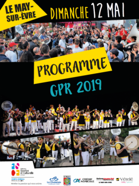 Affiche GPR 2019