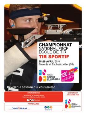 Tir sportif FSCF