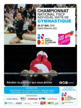 Championnat national individuel mixte de gymnastique