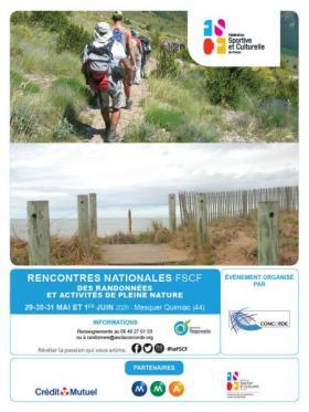 Rencontres nationales des randonnées et activités de pleine nature
