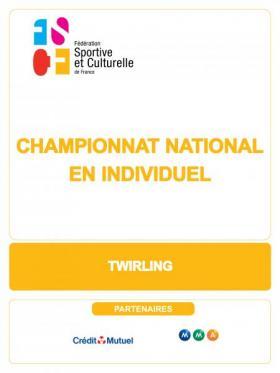 Championnat national individuel de Twirling 2020 - Carcassonne (11)
