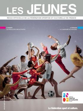 couverture Les Jeunes 2557