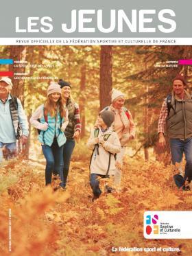 couverture Les Jeunes 2558