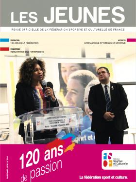 Couverture Les Jeunes 2560