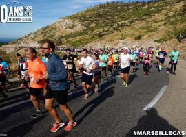 Courrez le Marseille-Cassis avec le Comité Régional FSCF-PACA !