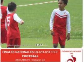 FINALES NATIONALES 2019 FOOTBAL