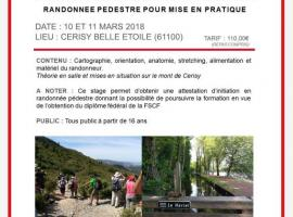 Calendrier Randonnee Pedestre Calvados.Comite Regional Fscf Normandie Fscf Comite Regional Normandie