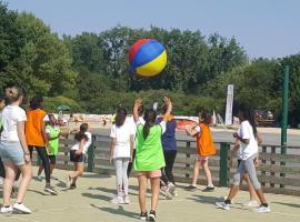 CRIdF présent à sport en filles 2018