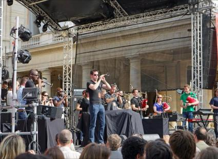 FSCF programme fête de la musique