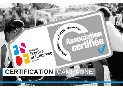 lancement de la certification FSCF