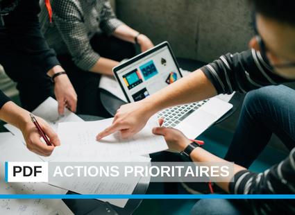 FSCF projet de développement - Actions prioritaires