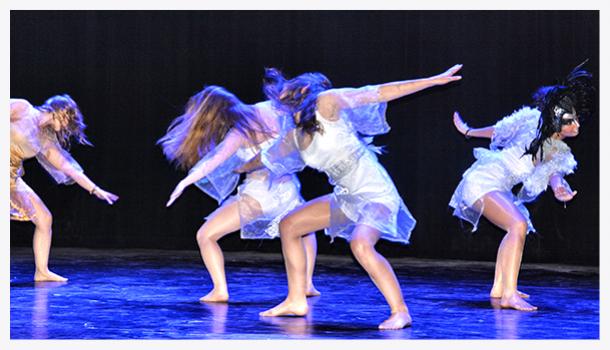 Les cours de danses avec la FSCF