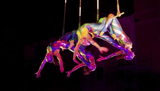 FSCF art du cirque