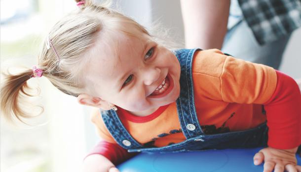 Eveil de l'enfant, des activités pour le progrès de l'enfant