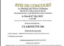 """<a href=""""/actualites/avis-de-concours-la-musique-des-forces-aeriennes-de-bordeaux"""" class=""""active"""">Avis de concours à la Musique des Forces Aériennes de Bordeaux</a><div class=""""smartphoto_back_link""""><a href=""""/multimedia"""">Retour aux albums</a></div><div class=""""smartphoto_date_album"""">Album publié le 20/03/2019</div>"""