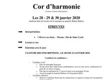 """<a href=""""/actualites/avis-de-concours-dans-differents-orchestres-militaires"""" class=""""active"""">Avis de concours dans différents orchestres militaires</a><div class=""""smartphoto_back_link""""><a href=""""/multimedia"""">Retour aux albums</a></div><div class=""""smartphoto_date_album"""">Album publié le 28/11/2019</div>"""
