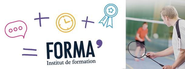Logo de FORMA'