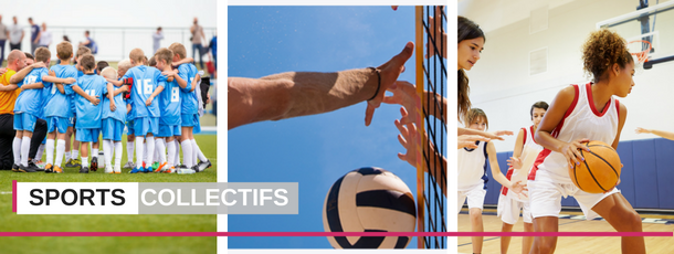Les sports collectifs de la FSCF