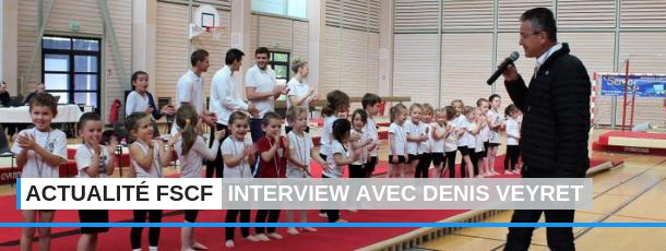 Denis Veyret : « Une stratégie ambitieuse pour anticiper la prochaine mandature »