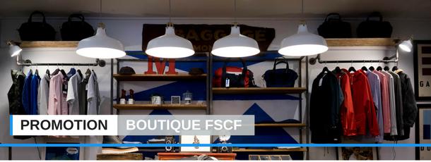 FSCf promotion boutique