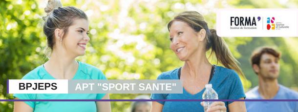 FSCF BPJEPS Activités Physiques pour Tous « sport santé »