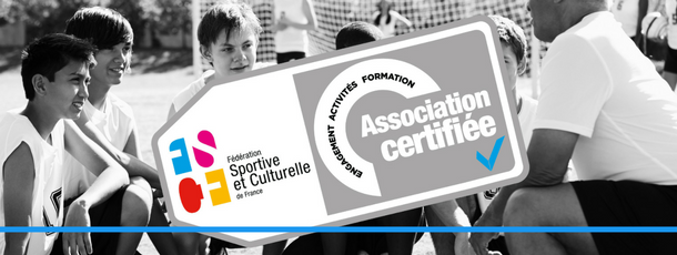 FSCF certification associations 3ème campagne