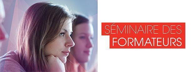 SEMINAIRE DES FORMATEURS 2015 FSCF