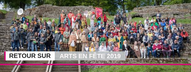 Retour sur Arts en Fête 2019