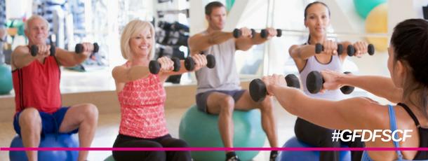 Focus Activité Gym Form' Détente à la FSCF