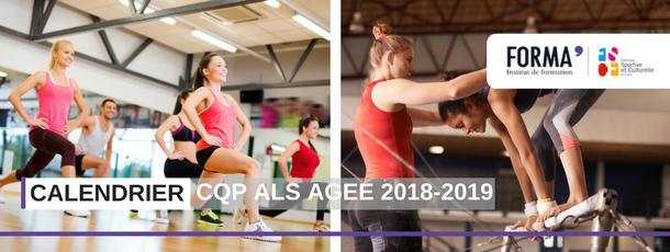 Découvrez le calendrier de formation CQP ALS AGEE 2018-2019