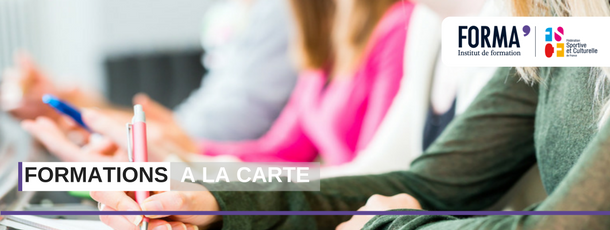 formations professionnelles institut FORMA