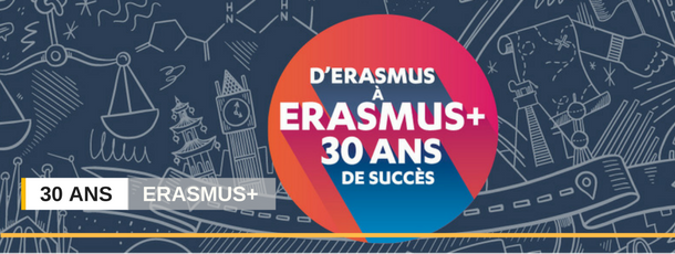 30 ANS ERASMUS+