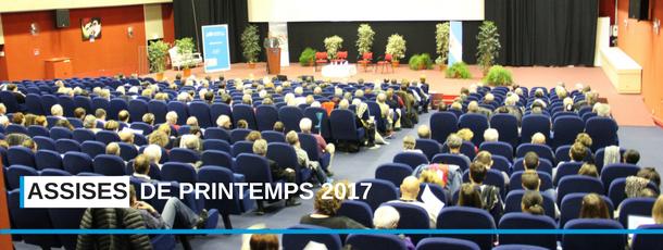 Retour en images sur les Assises de Printemps 2017