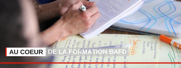 Au cœur de la formation BAFD, au siège de la FSCF