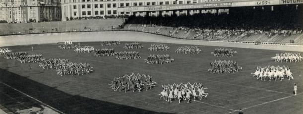 Photo du mois : La Fête de la Sportive 1942