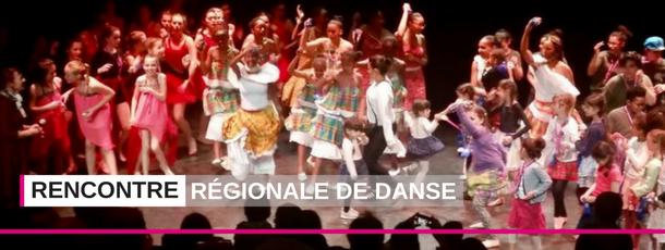Retour sur la Rencontre régionale de Danse à Paris le 30 avril 2017