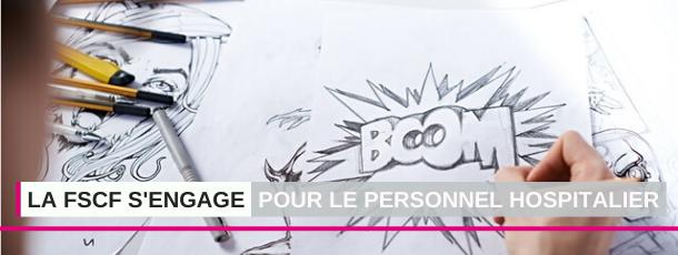 """Edition spéciale du concours """"Im@ge.BD 2020"""" de la CN PAC - La FSCF s'engage !"""