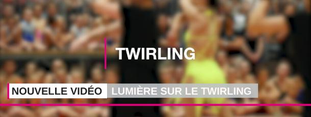 Nouvelle vidéo : le Twirling à la FSCF