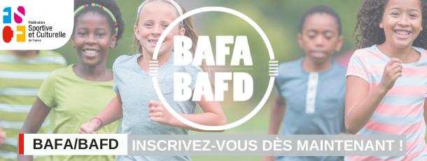 BAFA/BAFD, inscrivez-vous dès maintenant