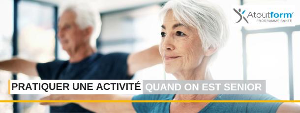 Pratiques physiques des seniors : savez vous ce que la FSCF propose ?