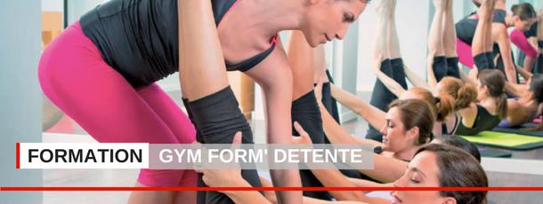 Formation Gym Form' Détente