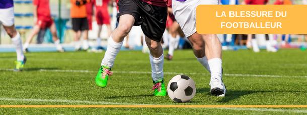 Info Sport-santé : La blessure du footballeur : la pubalgie.