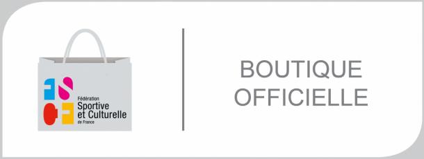 FSCF boutique officielle nouveau logo