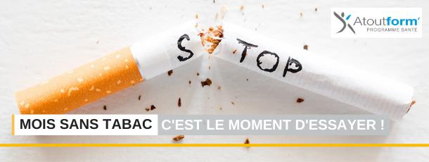 Moi(s) sans tabac : et si c'était le moment d'essayer ?