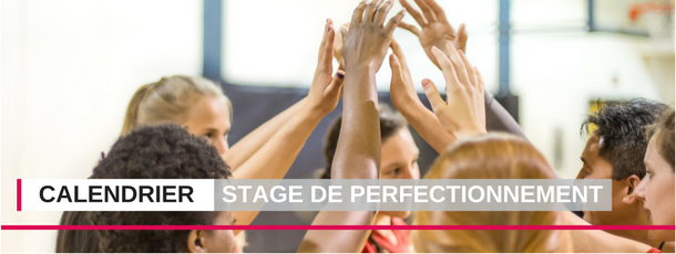 Stage perfectionnement