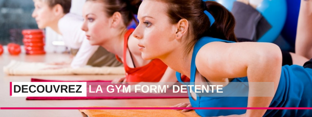 Gym form' detente - GFD FSCF
