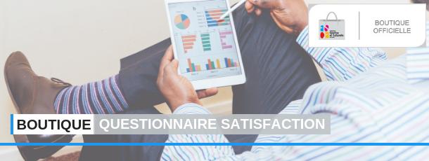 FSCF questionnaire satisfaction boutique officielle