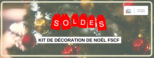 FSCF Kit décorations de noel